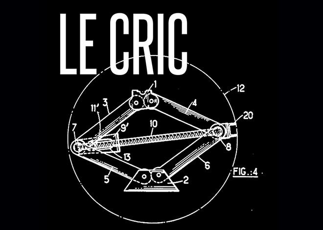 Ceci est le logo du CRIC